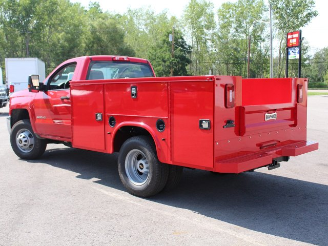 2019 Silverado 3500 Regular Cab DRW 4x4,  Knapheide Service Body #19C9T - photo 12