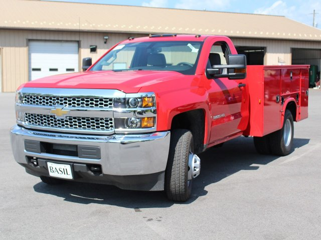 2019 Silverado 3500 Regular Cab DRW 4x4,  Knapheide Service Body #19C9T - photo 13