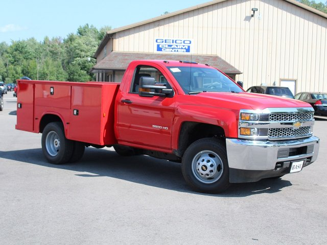 2019 Silverado 3500 Regular Cab DRW 4x4,  Knapheide Service Body #19C9T - photo 30