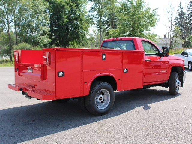 2019 Silverado 3500 Regular Cab DRW 4x4,  Knapheide Service Body #19C9T - photo 2