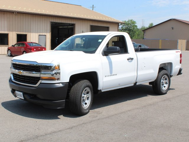 2018 Silverado 1500 Regular Cab 4x4,  Pickup #C3617TD - photo 3