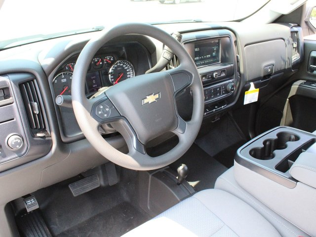 2018 Silverado 1500 Regular Cab 4x4,  Pickup #C3617TD - photo 20
