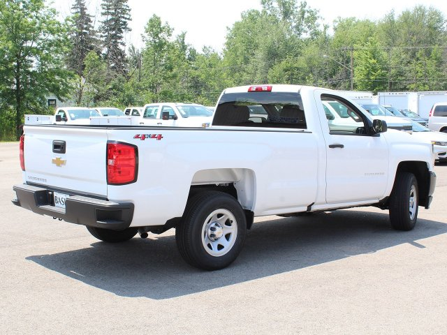 2018 Silverado 1500 Regular Cab 4x4,  Pickup #C3617TD - photo 2