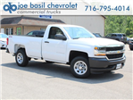 2018 Silverado 1500 Regular Cab 4x4,  Pickup #C3617TD - photo 1