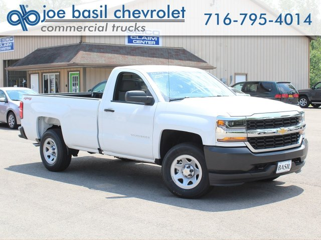 2018 Silverado 1500 Regular Cab 4x4,  Pickup #C3618TD - photo 1