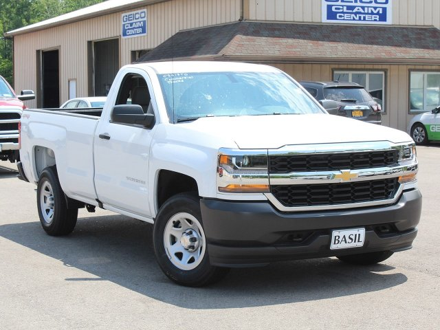 2018 Silverado 1500 Regular Cab 4x4,  Pickup #C3618TD - photo 10