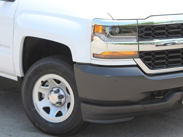 2018 Silverado 1500 Regular Cab 4x4,  Pickup #C3618TD - photo 12