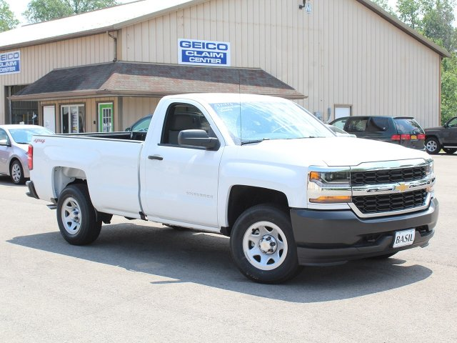 2018 Silverado 1500 Regular Cab 4x4,  Pickup #C3618TD - photo 32