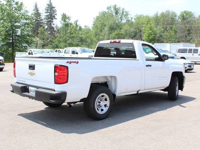 2018 Silverado 1500 Regular Cab 4x4,  Pickup #C3618TD - photo 2