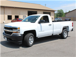 2018 Silverado 1500 Regular Cab 4x4,  Pickup #C3618TD - photo 3