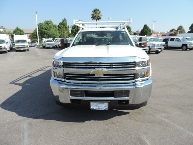 2016 Silverado 2500 Regular Cab, Harbor Utility #M16676 - photo 4