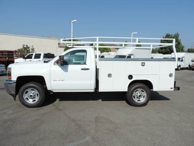 2016 Silverado 2500 Regular Cab, Harbor Utility #M16676 - photo 6