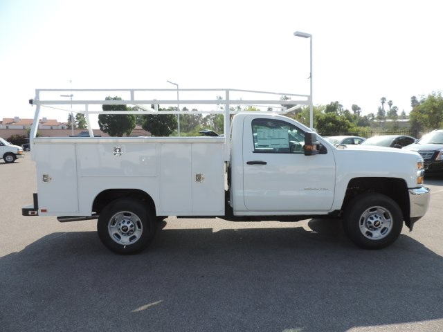 2016 Silverado 2500 Regular Cab, Harbor Utility #M16676 - photo 9