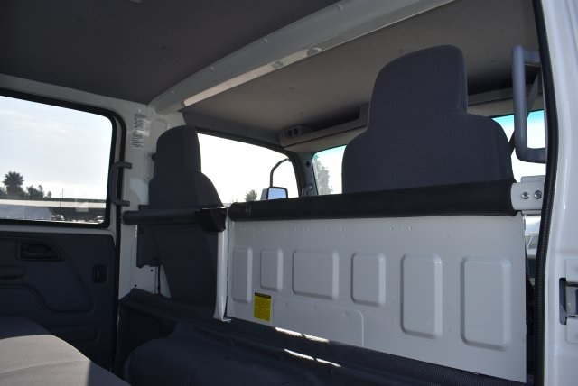 2017 Low Cab Forward Crew Cab 4x2,  Harbor Contractor Body #M171018 - photo 20