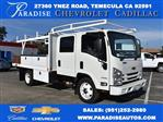 2017 Low Cab Forward Crew Cab 4x2,  Harbor Contractor Body #M171018 - photo 1
