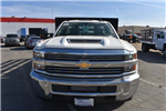 2017 Silverado 3500 Regular Cab DRW, Knapheide Value-Master X Flat/Stake Bed #M171126 - photo 4