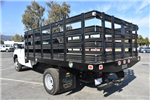2017 Silverado 3500 Regular Cab DRW, Knapheide Value-Master X Flat/Stake Bed #M171126 - photo 7