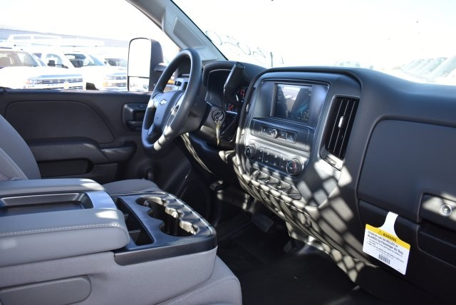 2017 Silverado 3500 Regular Cab DRW 4x2,  Royal Platform Body #M171142 - photo 13