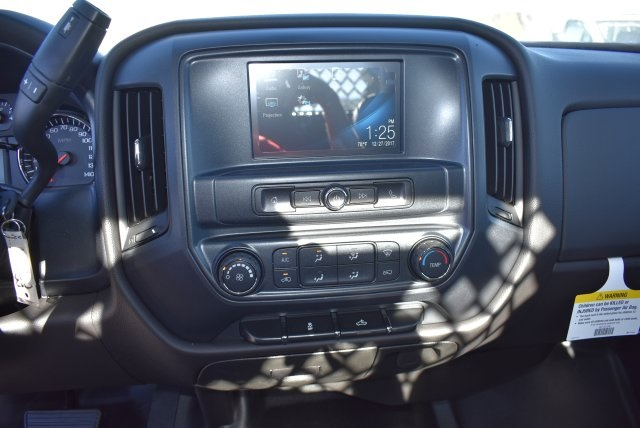 2017 Silverado 3500 Regular Cab DRW 4x2,  Royal Platform Body #M171142 - photo 19