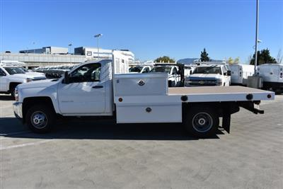 2017 Silverado 3500 Regular Cab DRW,  Royal Flatbed Bodies Platform Body #M171142 - photo 5