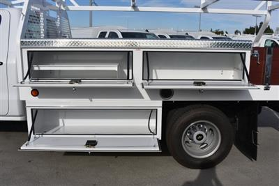 2017 Silverado 3500 Regular Cab DRW 4x2,  Royal Contractor Bodies Contractor Body #M171143 - photo 9