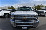 2017 Silverado 3500 Regular Cab DRW, Royal Contractor Bodies Contractor Body #M171144 - photo 3