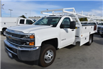 2017 Silverado 3500 Regular Cab DRW, Royal Contractor Bodies Contractor Body #M171144 - photo 4