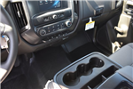 2017 Silverado 3500 Regular Cab DRW, Harbor Black Boss Flatbed Platform Body #M171215 - photo 21