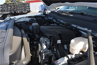 2017 Silverado 3500 Regular Cab DRW, Royal Stake Bed Bodies Flat/Stake Bed #M171247 - photo 17