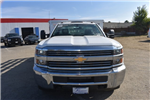 2017 Silverado 3500 Regular Cab DRW, Royal Stake Bed Bodies Flat/Stake Bed #M171247 - photo 4