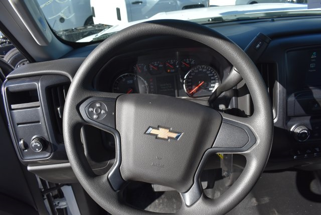 2017 Silverado 3500 Regular Cab DRW 4x2,  Knapheide Contractor Body #M171258 - photo 21