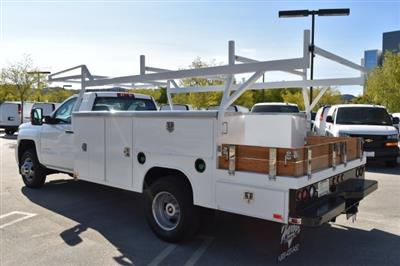 2017 Silverado 3500 Regular Cab DRW 4x2,  Knapheide Contractor Body #M171258 - photo 7