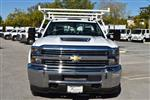2017 Silverado 3500 Regular Cab DRW 4x2,  Knapheide Contractor Body #M171258 - photo 4