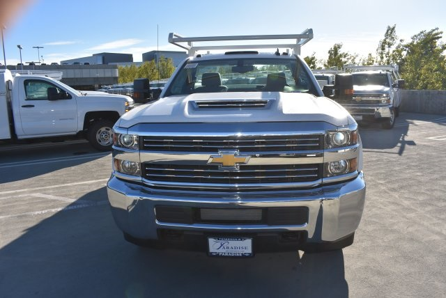 2017 Silverado 3500 Regular Cab DRW 4x2,  Knapheide Utility #M171262 - photo 4
