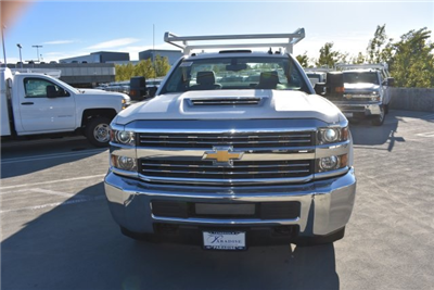 2017 Silverado 3500 Regular Cab DRW, Knapheide Standard Service Body Utility #M171262 - photo 4