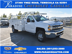 2017 Silverado 3500 Regular Cab DRW 4x2,  Knapheide Utility #M171262 - photo 1