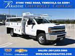 2017 Silverado 3500 Regular Cab DRW 4x2,  Knapheide Contractor Body #M171298 - photo 1
