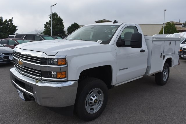 2017 Silverado 2500 Regular Cab 4x2,  Royal Utility #M171355 - photo 5