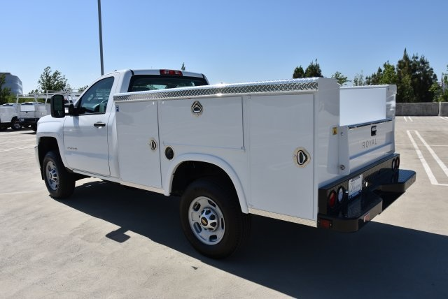 2017 Silverado 2500 Regular Cab 4x2,  Royal Utility #M171356 - photo 7