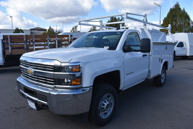 2017 Silverado 2500 Regular Cab 4x2,  Royal Utility #M171358 - photo 5