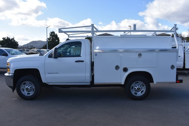 2017 Silverado 2500 Regular Cab 4x2,  Royal Utility #M171358 - photo 6