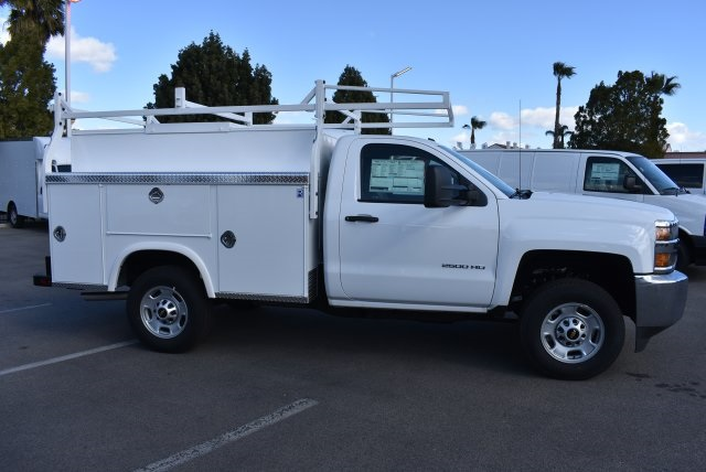 2017 Silverado 2500 Regular Cab 4x2,  Royal Utility #M171358 - photo 9