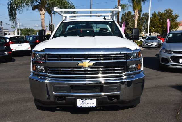 2017 Silverado 2500 Regular Cab 4x2,  Knapheide Utility #M171359 - photo 3