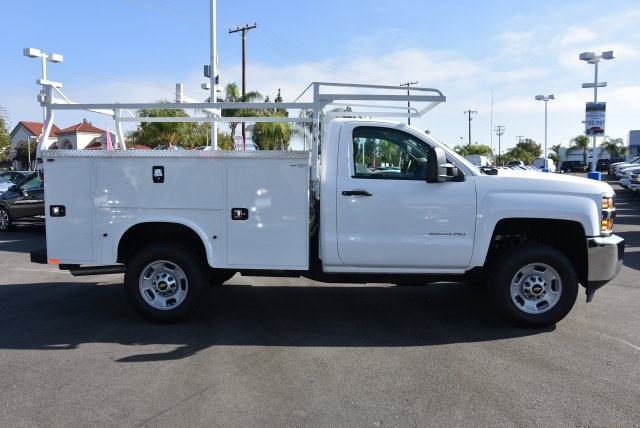 2017 Silverado 2500 Regular Cab 4x2,  Royal Utility #M171359 - photo 8
