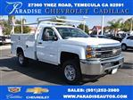 2017 Silverado 2500 Regular Cab 4x2,  Knapheide Utility #M171359 - photo 1