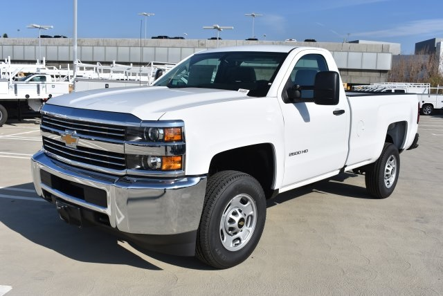 2017 Silverado 2500 Regular Cab 4x2,  Pickup #M171360 - photo 4