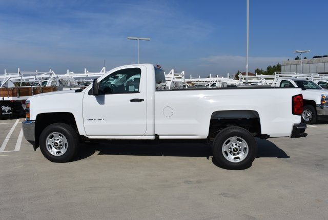 2017 Silverado 2500 Regular Cab 4x2,  Pickup #M171360 - photo 5