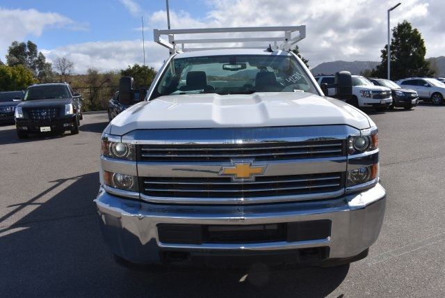 2017 Silverado 2500 Regular Cab 4x2,  Royal Utility #M171366 - photo 4