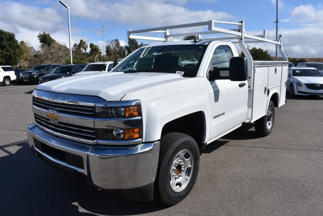 2017 Silverado 2500 Regular Cab 4x2,  Royal Utility #M171366 - photo 5