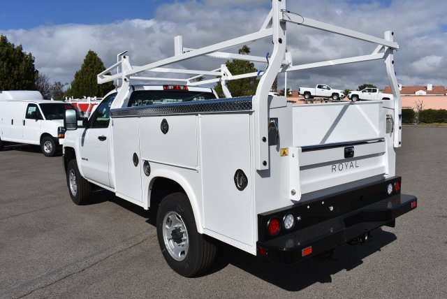 2017 Silverado 2500 Regular Cab 4x2,  Royal Utility #M171366 - photo 7